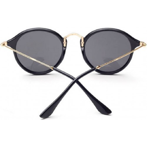 f984300a258 Breeze Sunglasses John Lennon Black Lens Round Hippie Eye Glasses Retro  Shades Source · OVAL SHAPE GOLD METAL FRAME WITH BLACK LENS